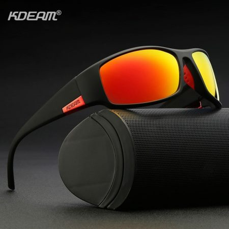 High end goggles for men