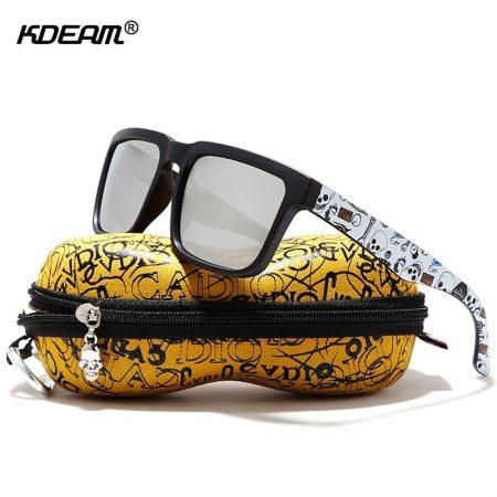 eye catching function polarized sunglasses