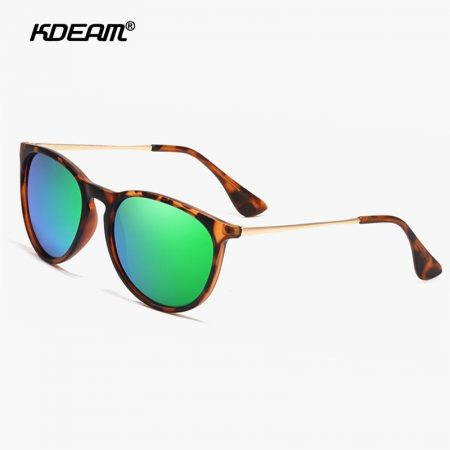fashion vintage round sunglasses