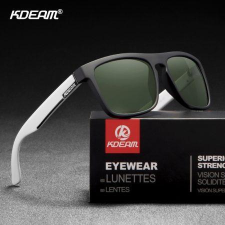 matching polarized sunglasses