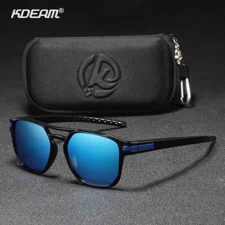 Men's sunglasses polarized thicker lens