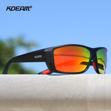 lightweight yet durable TR90 sunglasses