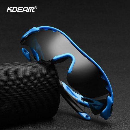 men's comfort and performance polarized sunglasses