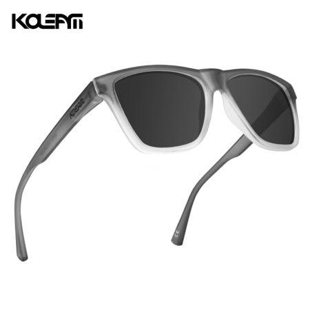 plastic titanium polarized men sunglasses