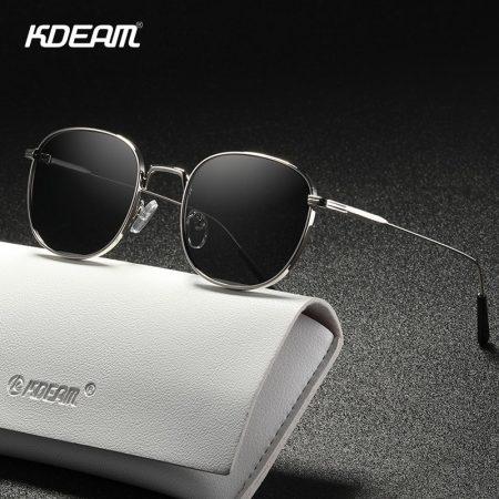 retro style round sunglasses