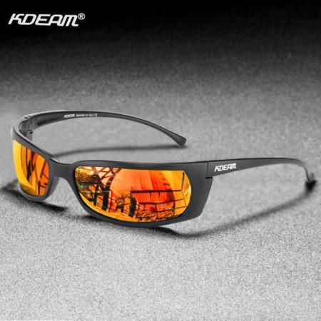 goggle sport polarized sunglasses