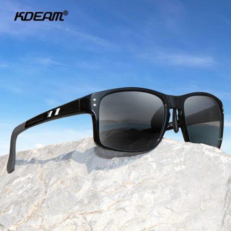 TR90 Material Polarized Sunglasses