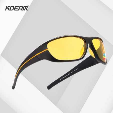 Anti-scratch TR90 Polarized Sunglasses