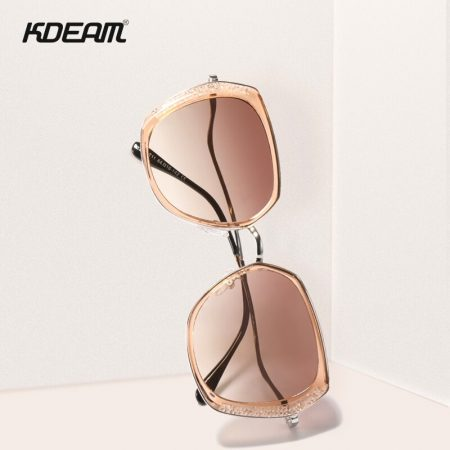 lady butterfly polarized sunglasses