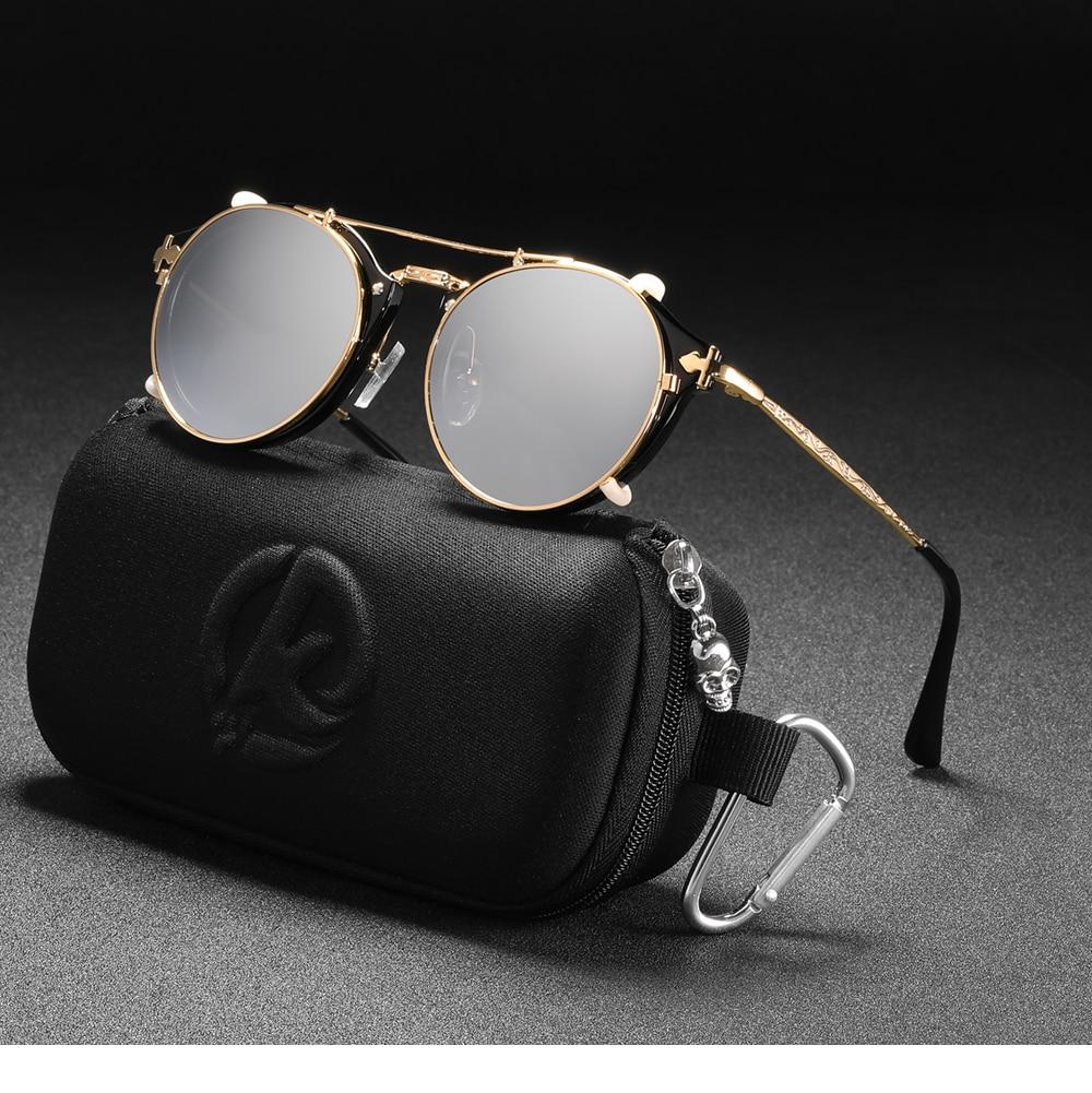 Flip Sunglasses Vintage Women