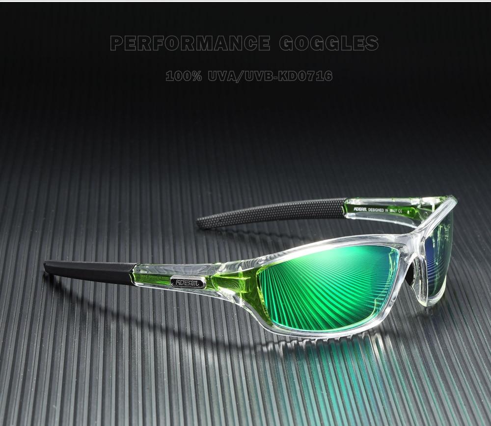 TR90 Men's Sunglasses Polarized
